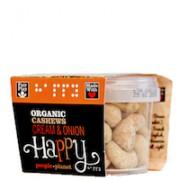 Organic Cashews Cream & Onions 60gr tub