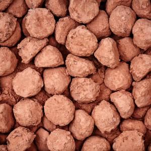 HAPPY PEOPLE PLANET BULK CACAO DARK CHOCOLATE TRUFFLES B67A5306