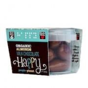 Organic Almonds Milk Chocolate 70gr tub