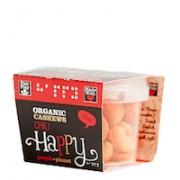Organic Cashews Chili 60gr tub