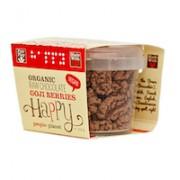 Organic Raw Chocolate Goji Berries 50gr tub
